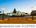 Santa Maria monastery in La Rabida,Andalusia,Spain 31197691