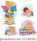 reading, book, children 31198301