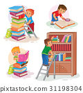 reading, book, children 31198304