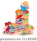 reading, book, children 31198306