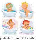 bath, baby, child 31198463