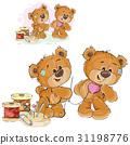 vector, Teddy, bear 31198776