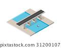 bridge, vector, modern 31200107