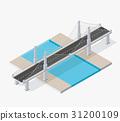 bridge, vector, design 31200109