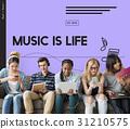 Music Life Sound Audio Melody Rhythm Expression 31210575
