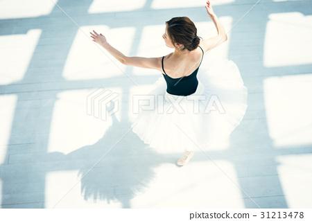 芭蕾舞女演員 31213478