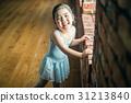 Ballet classroom children 31213840