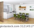 식당 주방 31214517