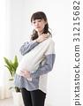 pregnant, pregnant woman, person 31215682