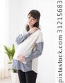 pregnant, pregnant woman, person 31215683