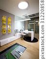 서재, 실내, 아파트 31220858