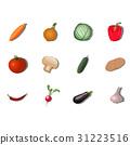 vegetables 31223516