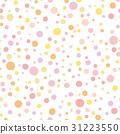 點 圓點花紋 水滴 31223550