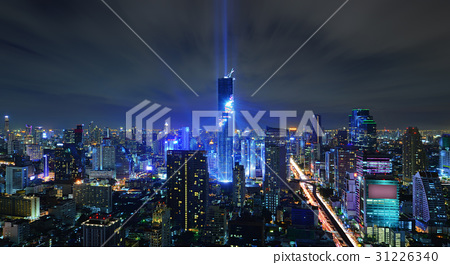 Skyscrapers in Bangkok, Thailand, Skyline 31226340