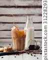 Ice latte 31228293