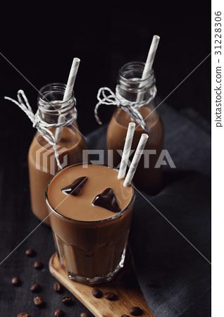Ice latte 31228306