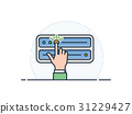 server, vector, icon 31229427