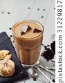 Ice latte 31229817