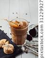 Ice latte 31229927