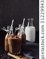 Ice latte 31229943