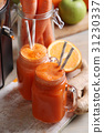 juice, carrot, vegetable 31230337