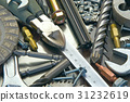 Building and measuring tools 31232619