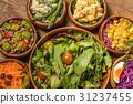 salad, salads, vegetables 31237455