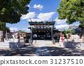 nagoya, aichi, tenmangu shrine 31237510
