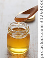 꿀, 벌꿀, 병 31250333