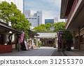 osaka, tsuyunoten shrine, ohatsu tenjin 31255370