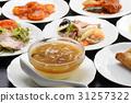 작은 접시, 요리, 중화 요리 31257322