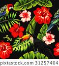vector, background, flower 31257404