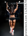 bodybuilding buttocks exercise 31263670