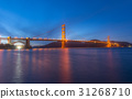 Golden Gate Bridge, Landmark of San Francisco 31268710
