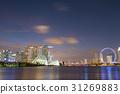 Singapore city skyline 31269883