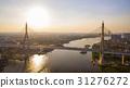 bhumibol bridge bangkok thailand 31276272