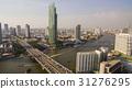sathorn bridge bangkok thailand 31276295
