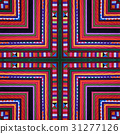 Abstract kaleidoscope or endless pattern. 31277126