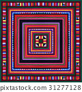 Abstract kaleidoscope or endless pattern. 31277128