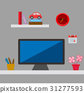 workplace illustration 31277593