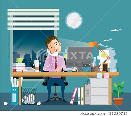 ธุรกิจ,ภาพวาดมือ ธุรกิจ,กำไร 31280715