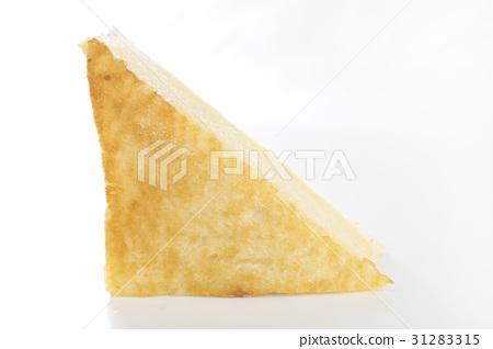 French Toast simple white back photo 31283315