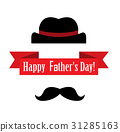 Postcard on father's day 31285163