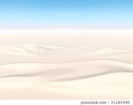 沙漠 風景 沙丘 31285490