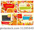 fast, food, poster 31285640
