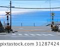 江之島 鐵路道口 平交路口 31287424