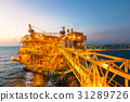 Offshore construction platform for production  31289726