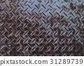 鑲邊鋼板驗查員板材背景材料 31289739