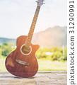 声学的 吉他 器具 31290991