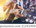 吉他 吉他弹奏者 吉他手 31291009